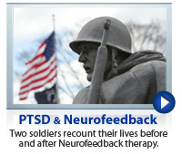 PTSD and Neurofeedback Video Case Study